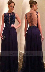 Sexy Evening Gowns,Open Backs Evening Gown,Open Back Party Dress For Teens,BD98499