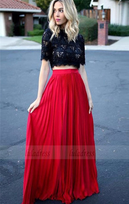 Charming Prom Dress, Sexy Long Prom Dresses, Lace Evening Dress, Elegant Homecoming Dress,BD99027