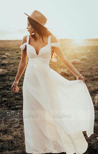 Destination Wedding Dresses,Chiffon Wedding Dress,BD99807
