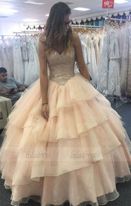 New Ball Gown Prom Dress Formal Party Gowns Sexy Quinceanera Dresses,BD98353