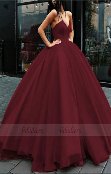 Tulle Ball Gowns Wedding Dress,BD98064