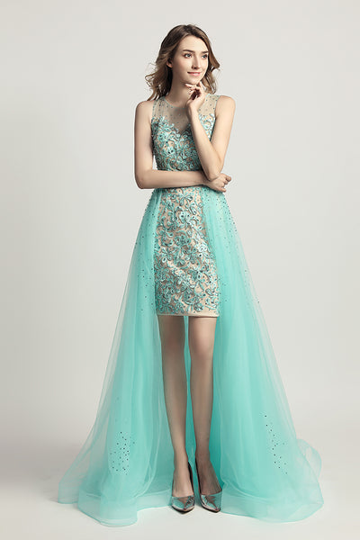 Chic Prom Dress Charming Sleeveless Party Dress, LX441
