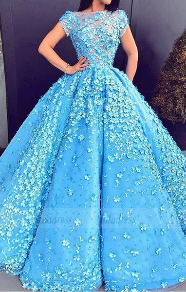 beaded prom dresses, glamorous evening gowns with sleeves,BD98661