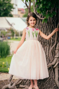 Flower Girl Dress, Cute Flower Girl Dress,Cheap Flower Girl Dress,BW97438