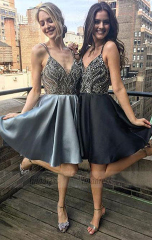 Sexy Party Dress, short Prom Dress, Short Homecoming Dresses,BD98248