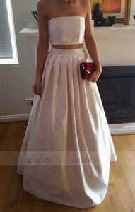 Party Dresses, Satin Long Formal Gowns,BD98474