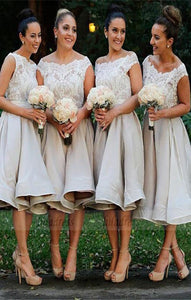 Bridesmaid Dress With Appliques,Cheap Bridesmaid Dress,BD98991