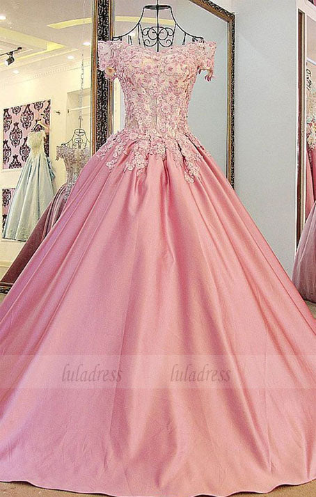 Quinceanera Dresses New Ball Gown Prom Dress Formal Party Gowns,BD98351