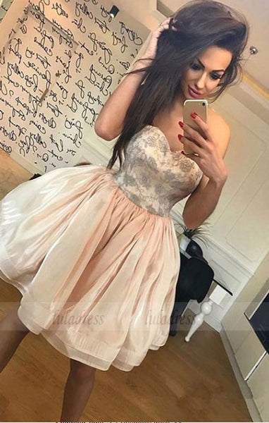 Pretty Homecoming Dresses,Short Prom Dresses,Cocktail Dress,Homecoming Dress,BD98249