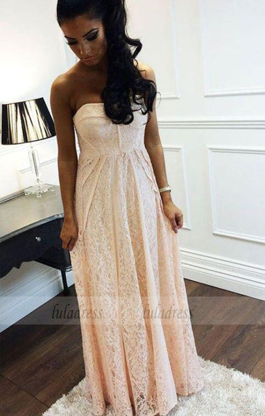 Elegant Evening Dress,Modest Evening Gowns,Simple Party Gowns,Lace Prom Dresses,BD99256