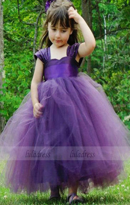 Pretty Flower Girls Dresses For Weddings ,BD99399