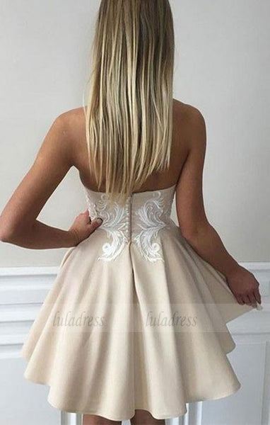 Sexy Party Dress, short Prom Dress, Short Homecoming Dresses,BD98251