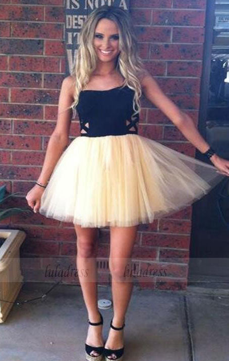 Tulle Homecoming Dresses,Cute homecoming Dresses,BD99902