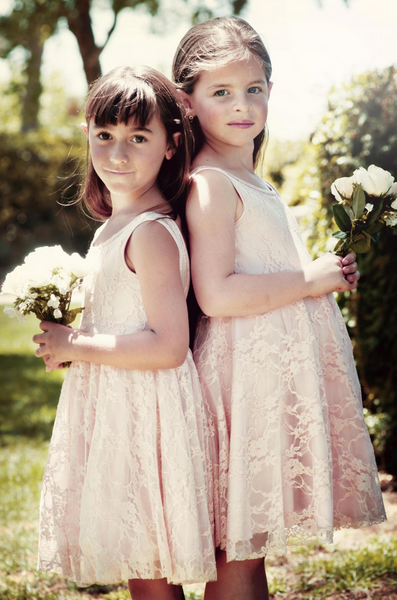 Flower Girl Dresses Vintage Lace Flower Girl Dress Flower Girl Dresses For Weddings Girls Formal Party Dresses,BD98830