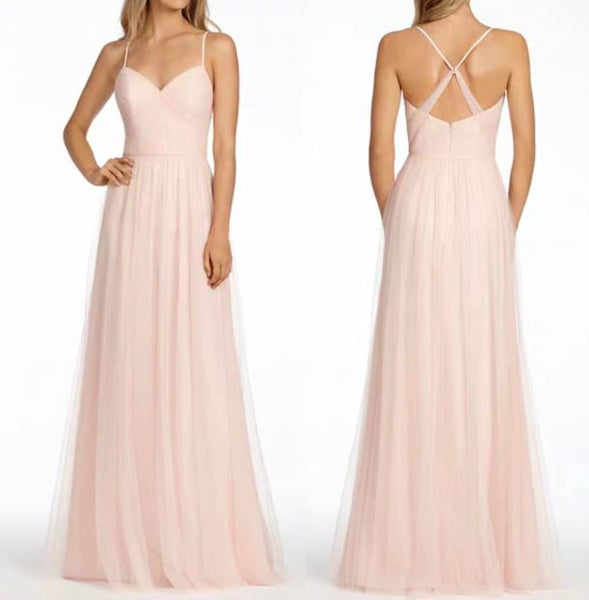 Chiffon Prom Dress, Long Prom Dresses,BW97013