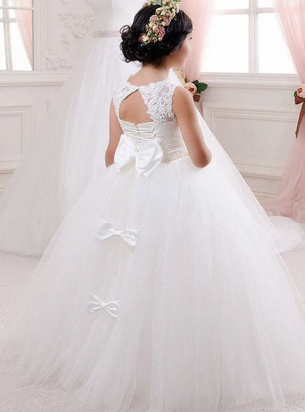 Flower Girl Dresses, Girls Wedding Party Dresses, Girls Christmas Dresses,BD98810