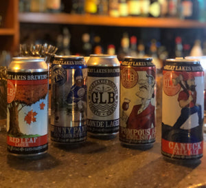 Great Lakes Brewery 6-Pack (Tall Boys)