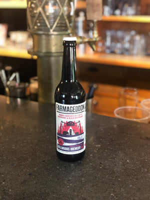 Farmageddon Barrel Aged Wilde Ale 500 mL