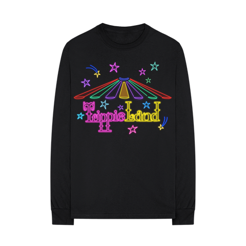 TRIPPIELAND L/S T-SHIRT + DIGITAL ALBUM