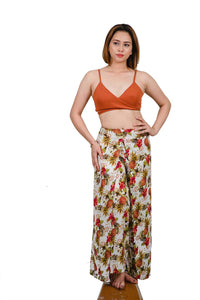 PINEAPPLE BOHO PANTS