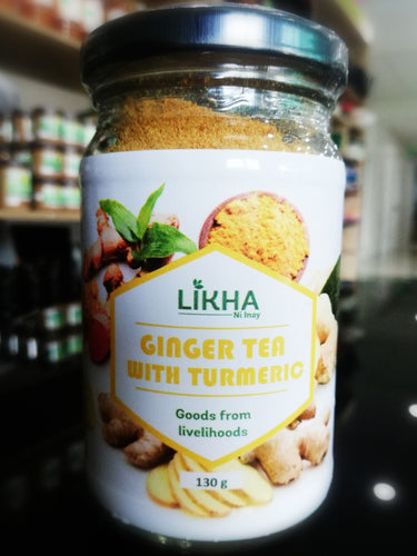 Ginger Tea With Turmeric 100g