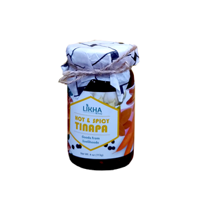 Hot & Spicy Tinapa