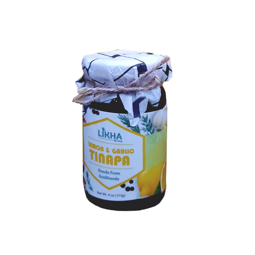 Lemon & Garlic Tinapa