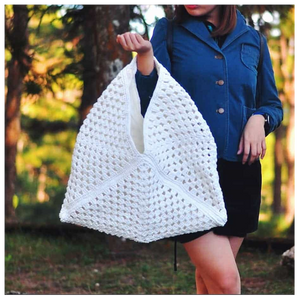 Jobo Bag White