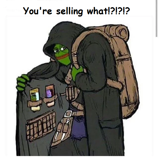You're Selling What?