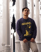 OVERCOME ADVERSITY / KNIGHTMARE Crewneck Sweater