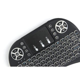 Electronics - Backlit And Normal I8 Air Mouse Mini Wireless Keyboard With Touchpad Remote Control