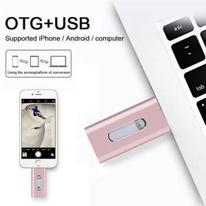 Electronics - USB Flash Storage Drive For IPhone And Android
