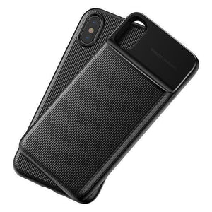 Electronics - Wireless Charger Power Bank Case For IPhone X