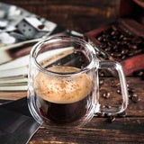 Hot Transparent Double Layer Glass Tea Heat Resistant Coffee Mug-Accessories-Wireless Jack