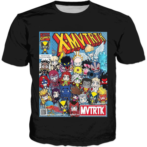 MVTRTK X-MVTRTK CLASSIC-T-Shirts-Wireless Jack