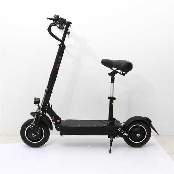 Double Drive 2000W Power 10inch E-Scooter