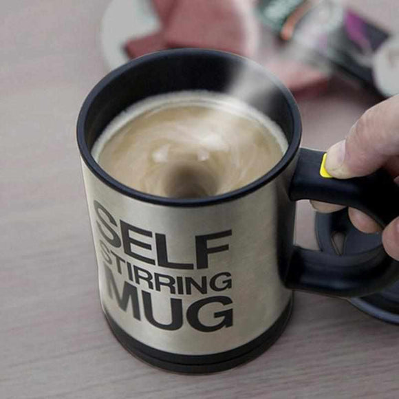 Self Stirring Coffee Mug-Accessories-Wireless Jack