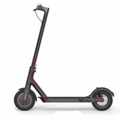 Smart Electric Scooter Foldable Lightweight-electronics-Wireless Jack