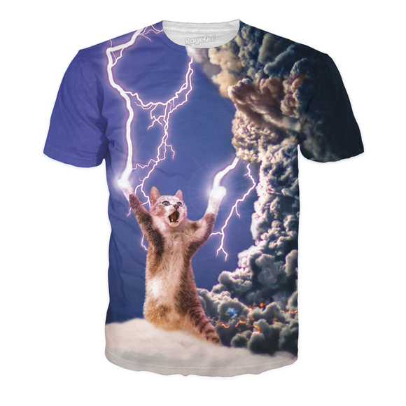 Thundercat T-Shirt-T-Shirts-Wireless Jack