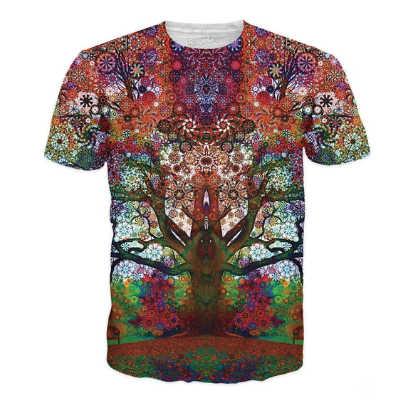 Trip Tree T-Shirt-T-Shirts-Wireless Jack