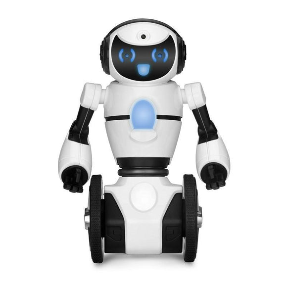 Voice Robot - LEORY Balance RC Robot WIFI Camera Intelligent Balance RC Robotic Toys Original F4 For Children Kids Christmas Gift Present