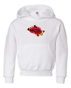 Jerzees - NuBlend Youth Hooded Sweatshirt
