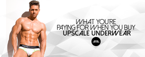 What You're Paying For When You Buy Upscale Underwear