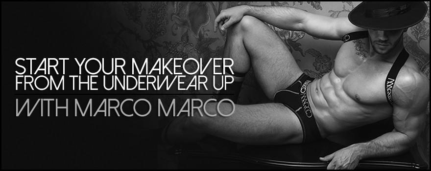 Start Your Makeover from The Underwear Up