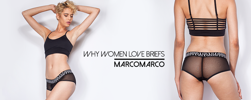 Why Women Love Briefs
