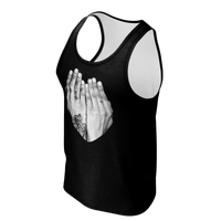 MM Hands Tanktop - Black - australia.marcomarco