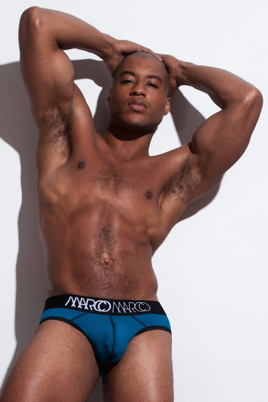 Essential Brief Turquoise - australia.marcomarco