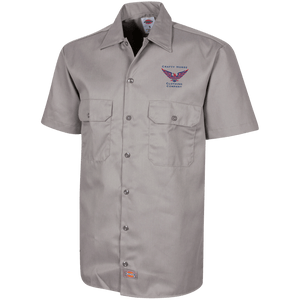 American Eagle Men's Short Sleeve Workshirt