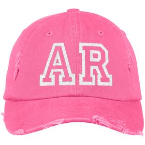 Arkansas District Distressed Dad Cap