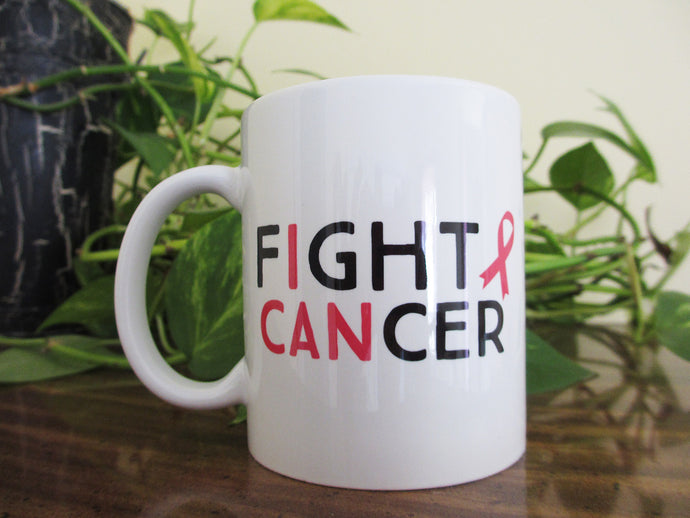Fight Cancer Mug